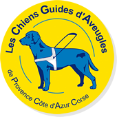 logo chiens guides ouest