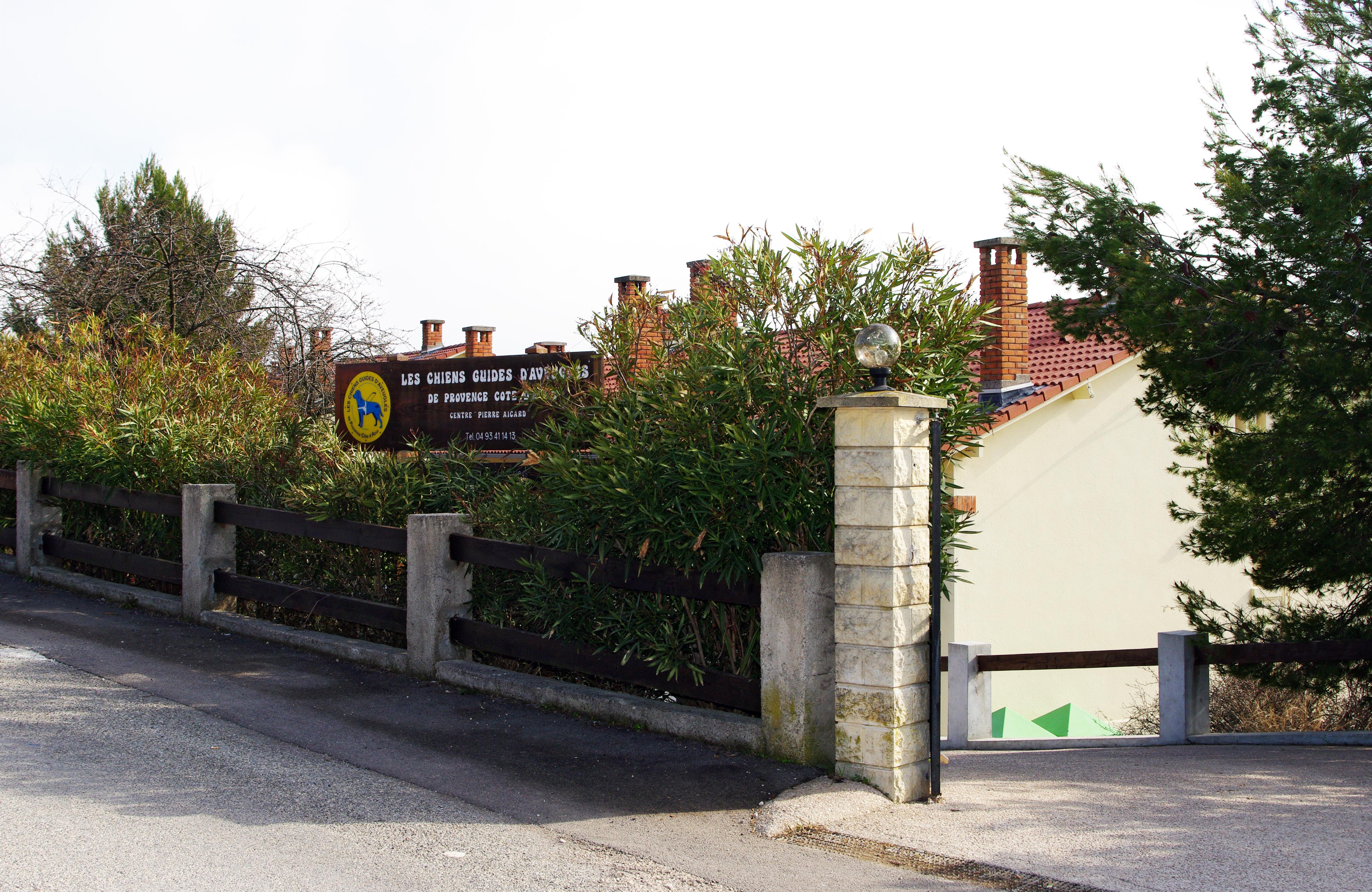 Centre Pierre Aicard à Èze