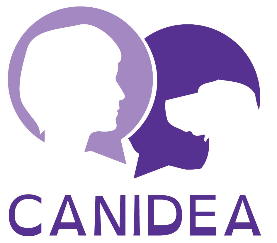 Logo de CANIDEA