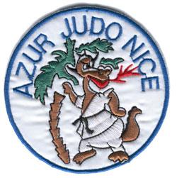 logo du club Azur Judo Nice