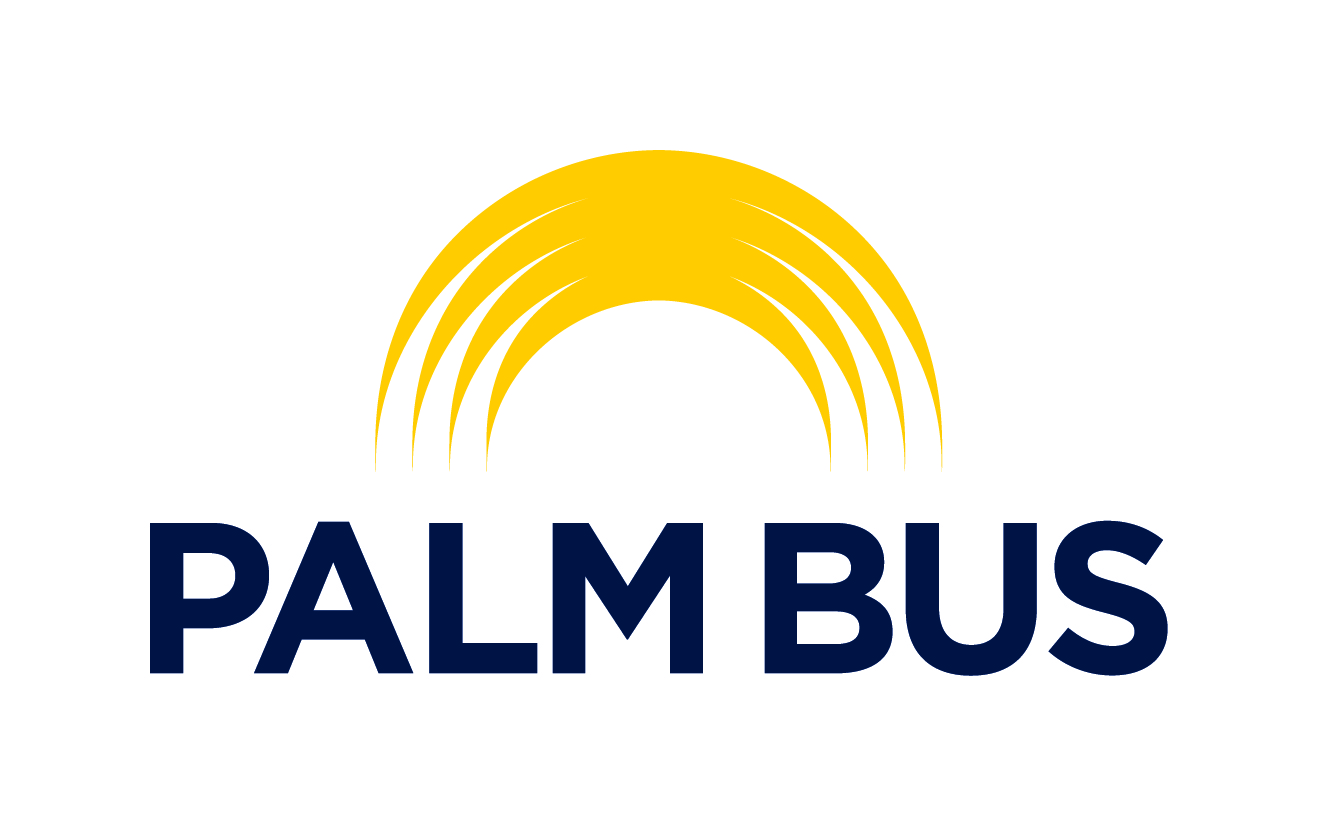 logo de Palm Bus