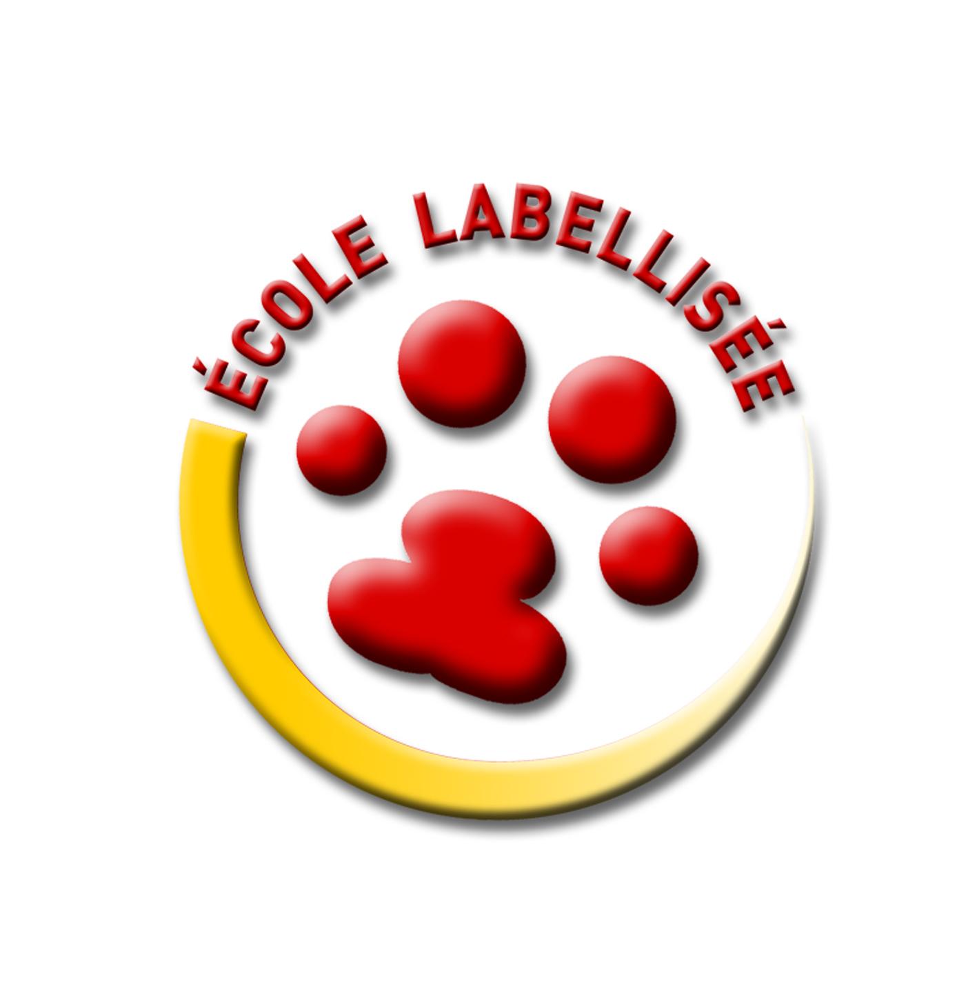 École de chiens guides labellisée par arrêté préfectoral