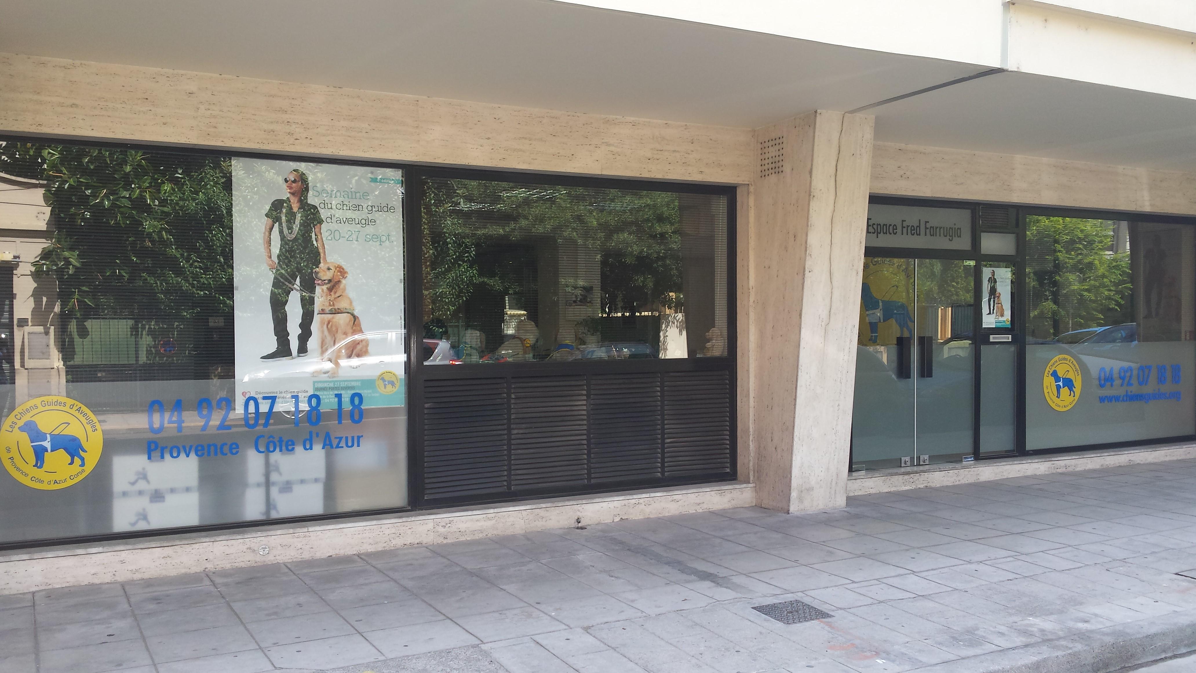 Espace Fred Farrugia à Nice