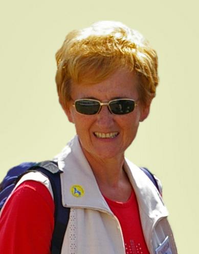 Suzanne Castillo, administratrice FFAC et secrétaire générale Chiens Guides PCAC